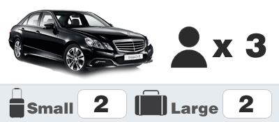 Book an Executive Car - Thrapston Taxis